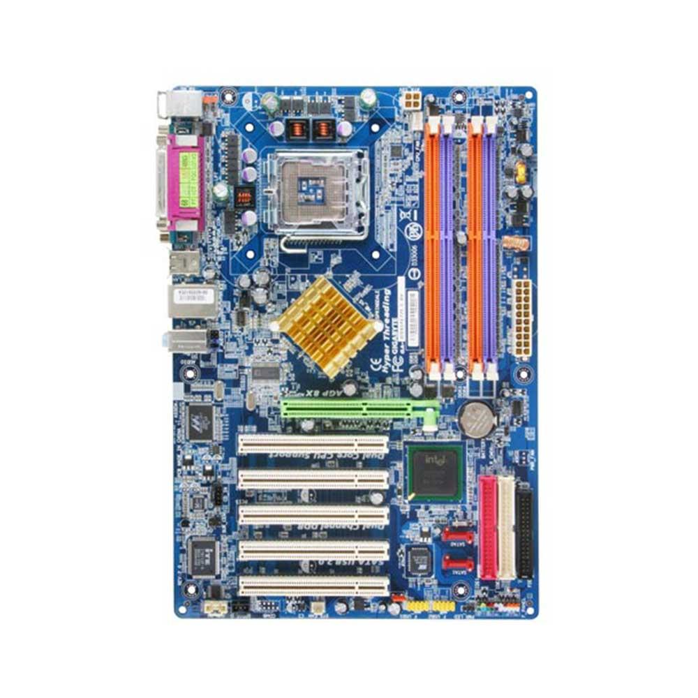 مادربرد گیگابایت DDR1 مدل 8I865PE-G-RH