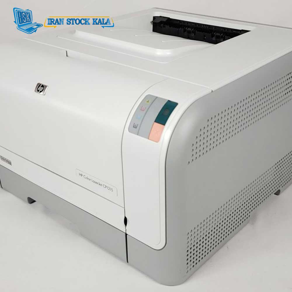 پرینتر لیزری اچ پی تک کاره رنگی مدل CP1215