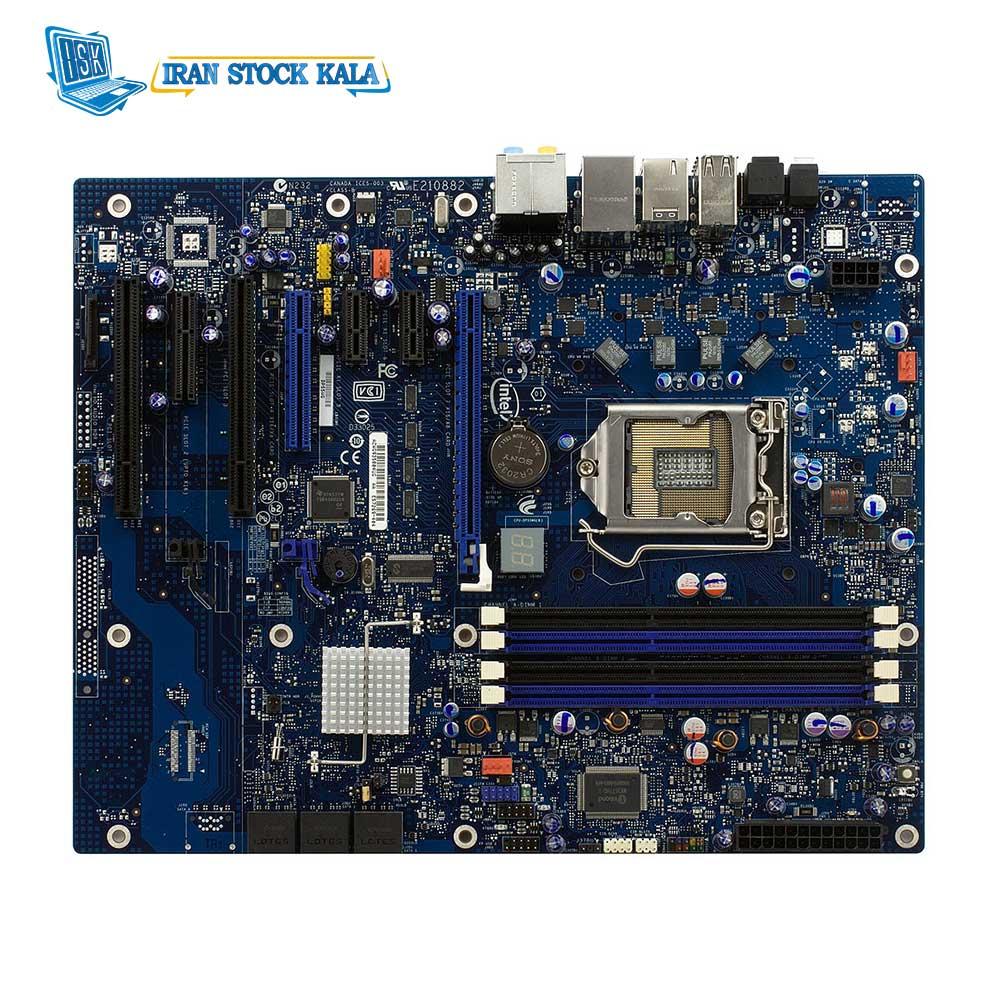 مادربرد اینتل DDR3 مدل DP55WG