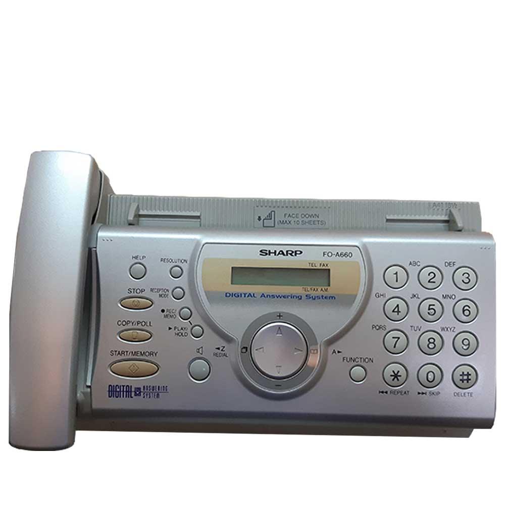 فکس حرارتی شارپ FO-A660