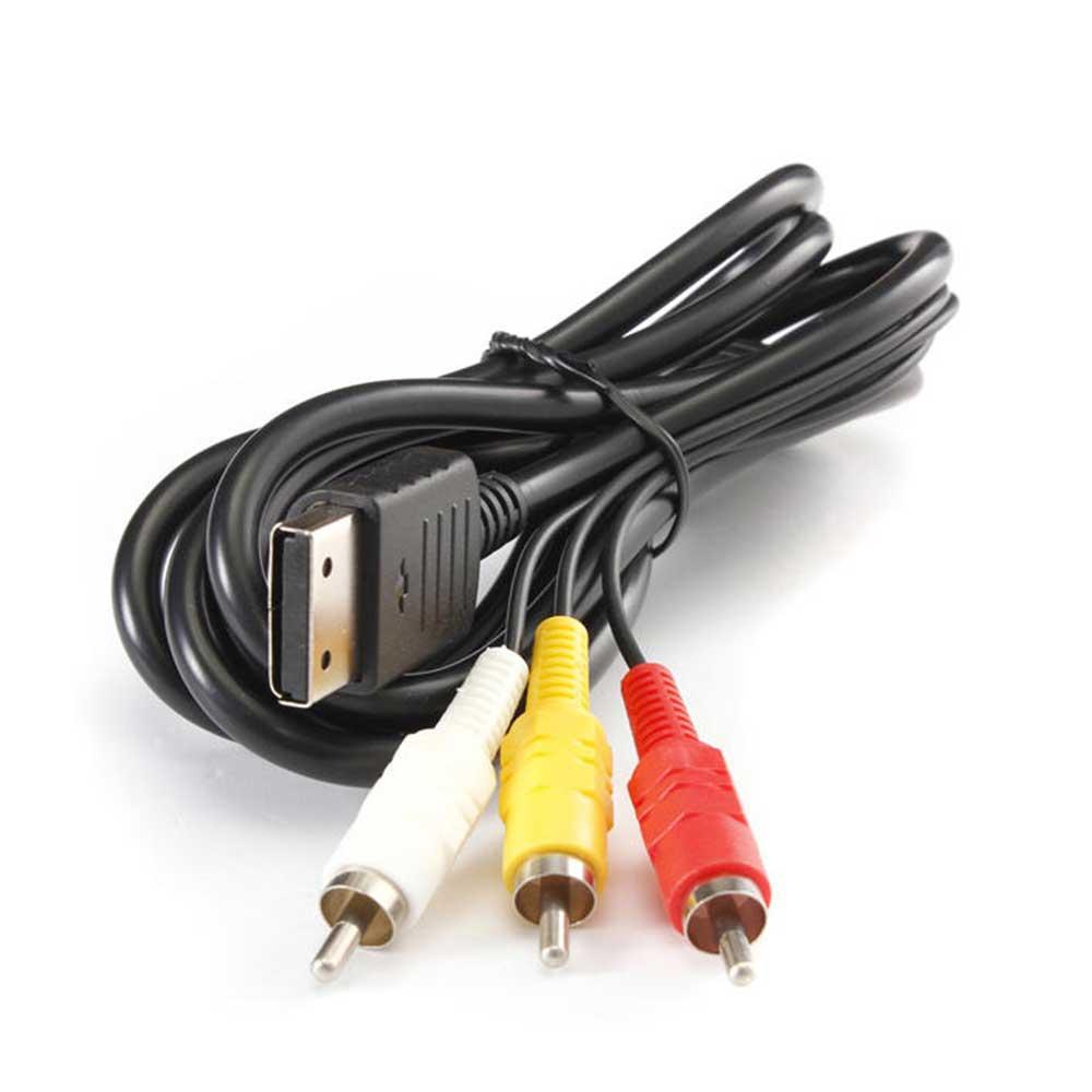 کابل تبدیل کامپوننت به RCA مناسب برای پلی استیشن 2 – آکبند