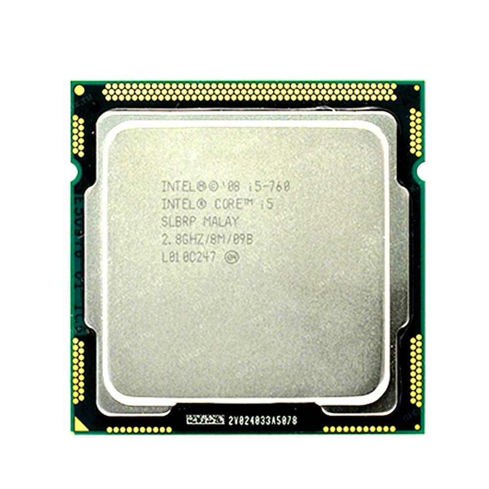 پردازنده اینتل مدل Core i5-760