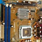 مادربرد ایسوس DDR1 مدل P5PE-VM