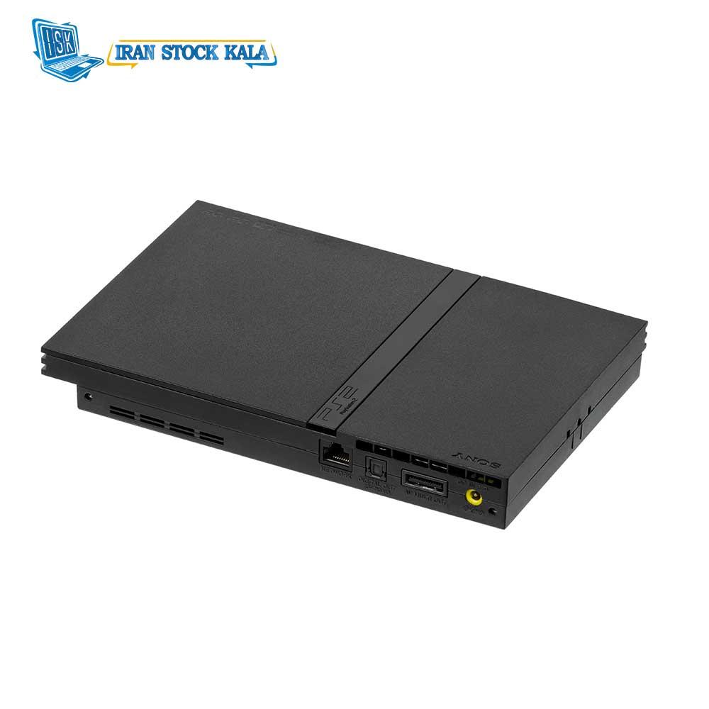 کنسول بازی سونی مدل PlayStation 2 مدل SCPH-77004 – کارکرده