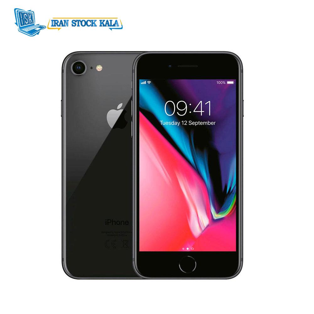 موبایل اپل مدل IPHONE 8 ظرفیت 256 گیگابایت – کارکرده