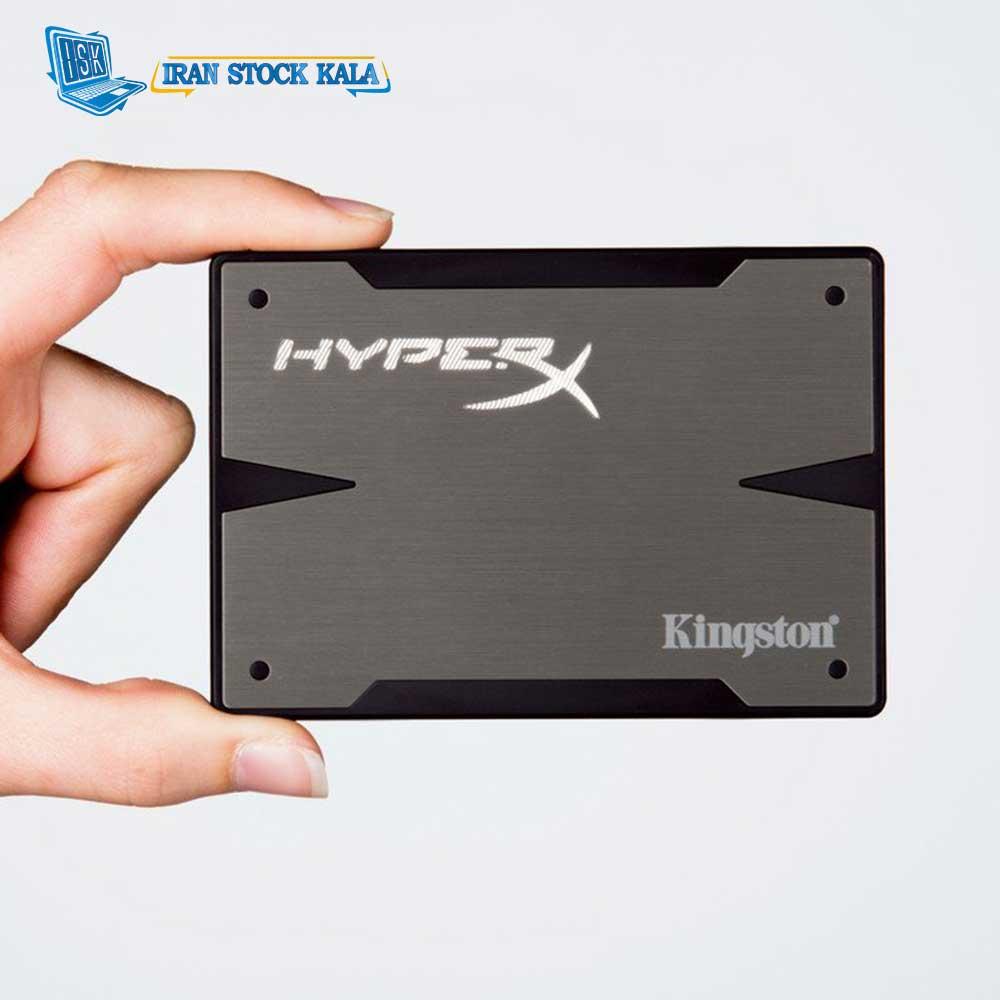 اس اس دی اینترنال کینگستون مدل HYPERX ظرفیت 240 گیگابایت – کارکرده