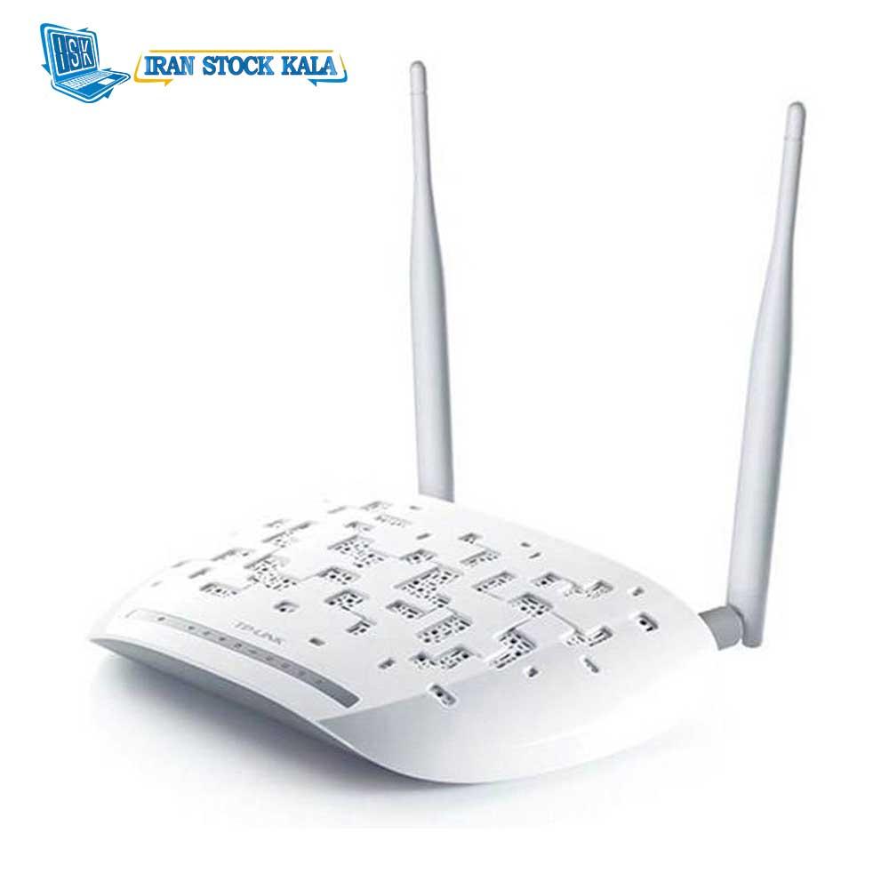 مودم روتر بیسیم ADSL2 Plus تی پی لینک مدل W8961N – کارکرده