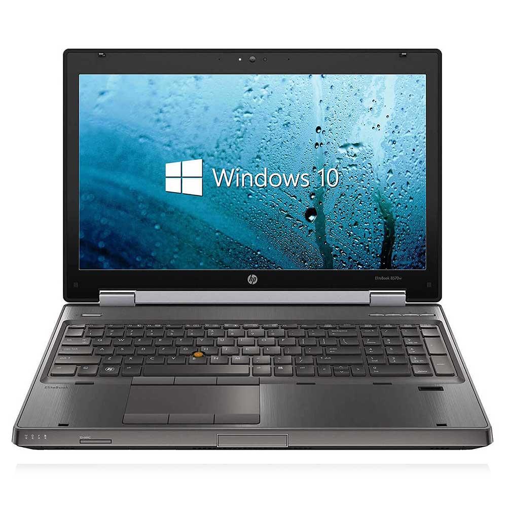لپ تاپ 15.6 اینچی اچ پی مدل 8570W/Core i7-3720QM/8GIG DDR3/1TRA/2GIG – کارکرده