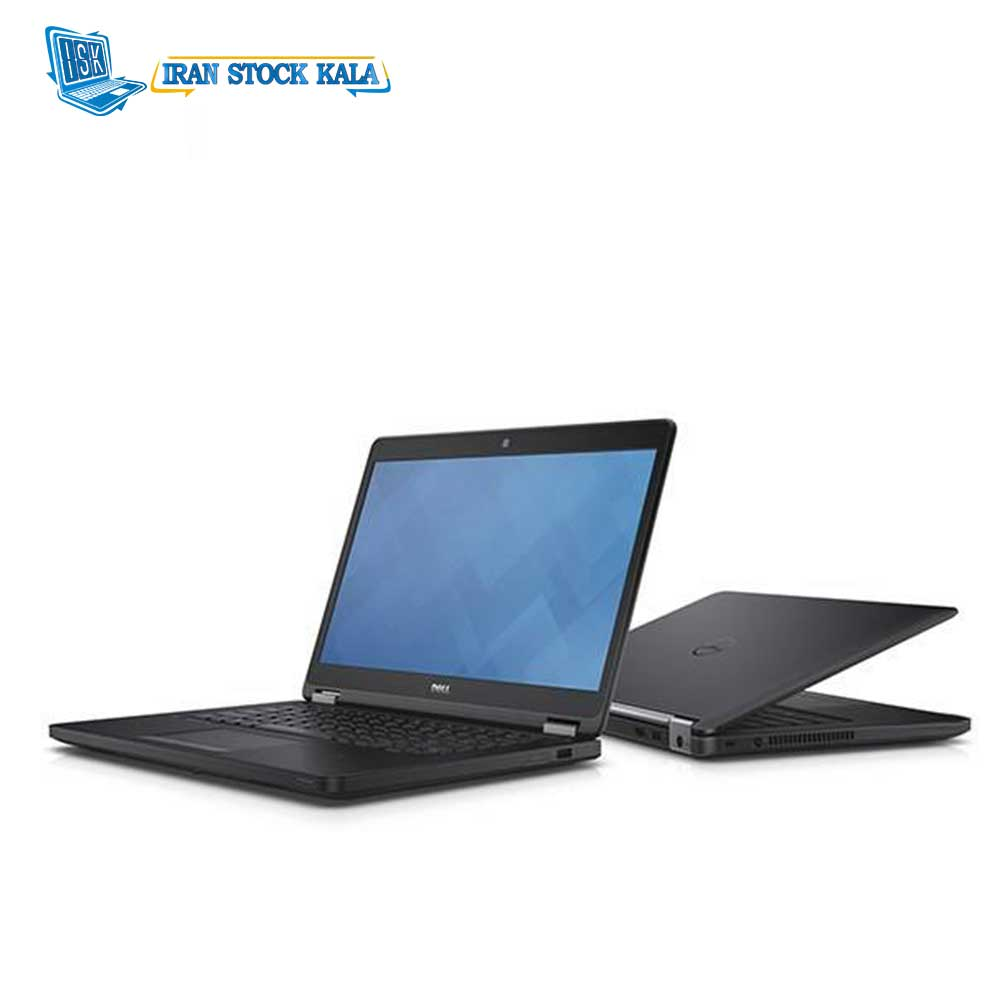 لپ تاپ 14 اینچی دل مدل E5450/Core i5-5300/8GIG DDR3/320GIG/Intel HD – کارکرده