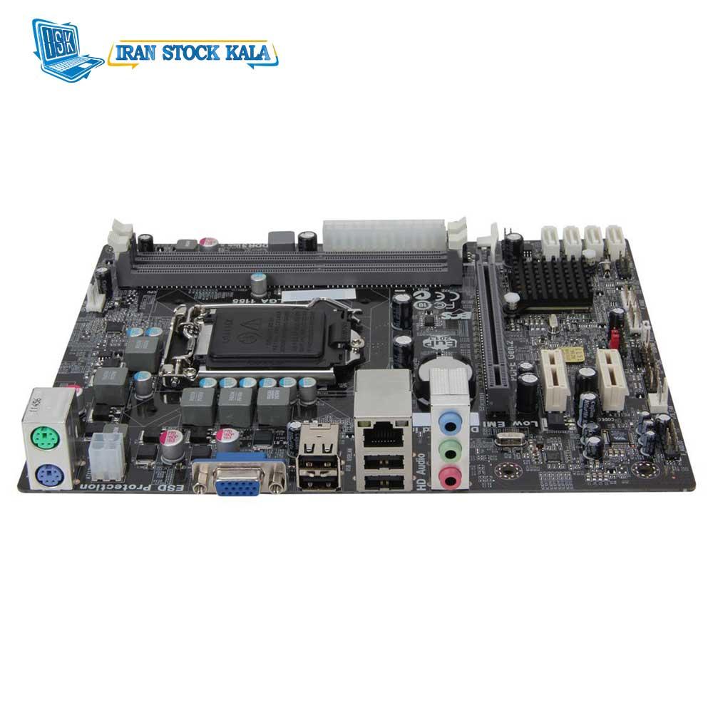 مادربرد الایت گروپ DDR3 مدل H61H2-M12 – کارکرده